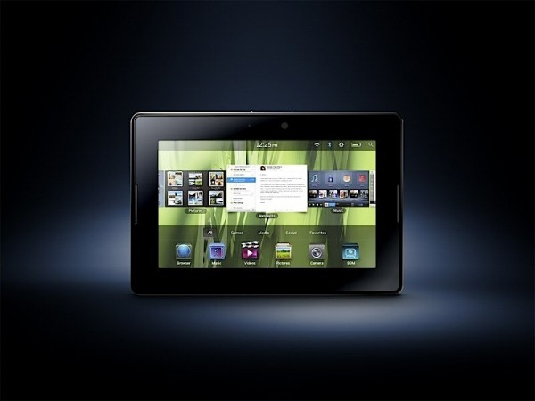 BlackBerry презентував конкурента iPad