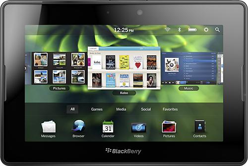 Планшет Playbook почнуть продавати 19 квітня за $500