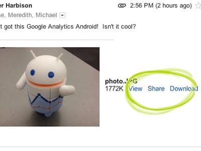Google інтегрував кола Google+ у Gmail і контакти
