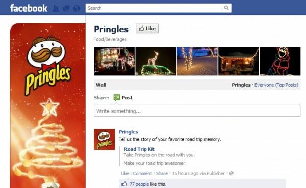 Куди люди дивляться на Facebook сторінках брендів