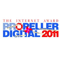 Переможці інтернет премії PROpeller Digital
