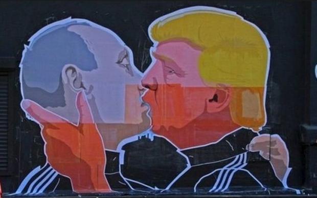 Російські інтернет тролі агітують за Дональда Трампа