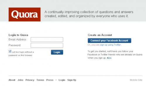 Колишні працівники Facebook відкрили сервіс запитань та відповідей