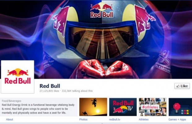 20 прикладів використання Facebook Timeline брендами