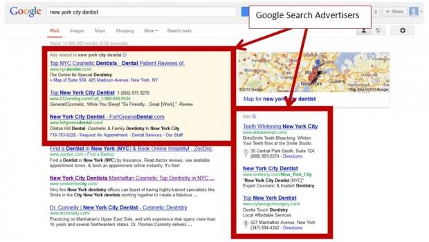 Google прибрав рекламний блок, з якого почалась нова ера в інтернет рекламі