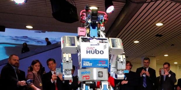 85 роботів волонтерів працюватимуть на Олімпіаді в Південній Кореї