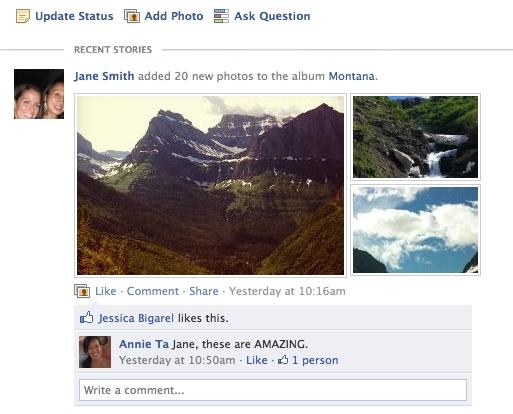 Facebook запустив «розумну» стрічку новин