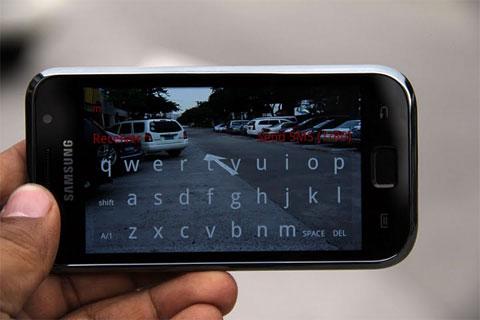 Знайдено рішення для набору SMS на ходу