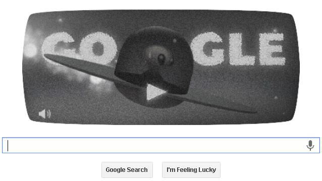 Google запустив дудл з НЛО до 66 річниці Розвельського інциденту