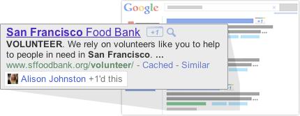+1: Google запустив свій аналог кнопки «Like»
