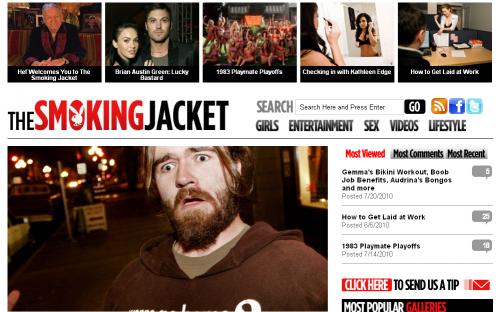 Playboy відкрив безпечний для перегляду на роботі сайт