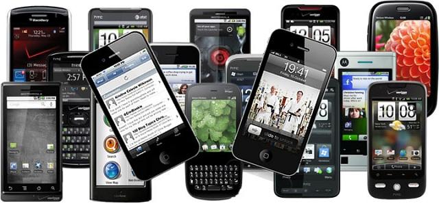 Майже 10% українців користуються смартфонами