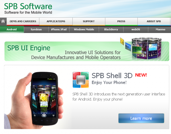 Яндекс придбав розробника мобільних продуктів SPB Software