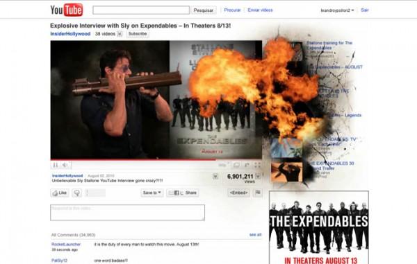 Краща інтерактивна інтернет реклама 2010 року