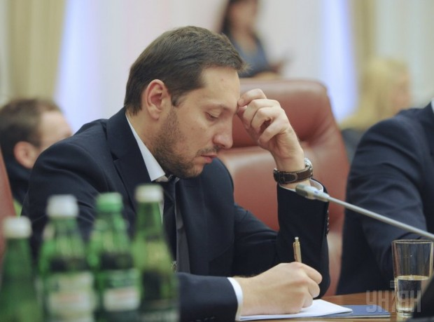 Стець написав заяву про відставку