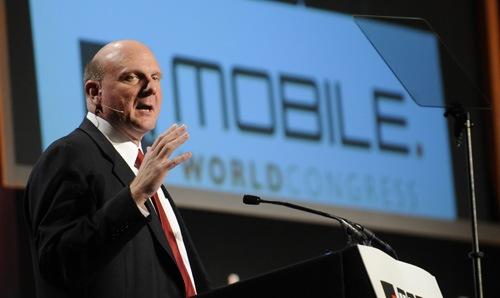 Балмер визнав, що Windows Phone 7 неуспішна