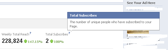 Facebook тестує опцію «subscribe to page»