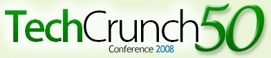 Одночасно стартували дві найбільш очікувані конференції стартаперів цього сезону: DEMOfall08 і TechCrunch50