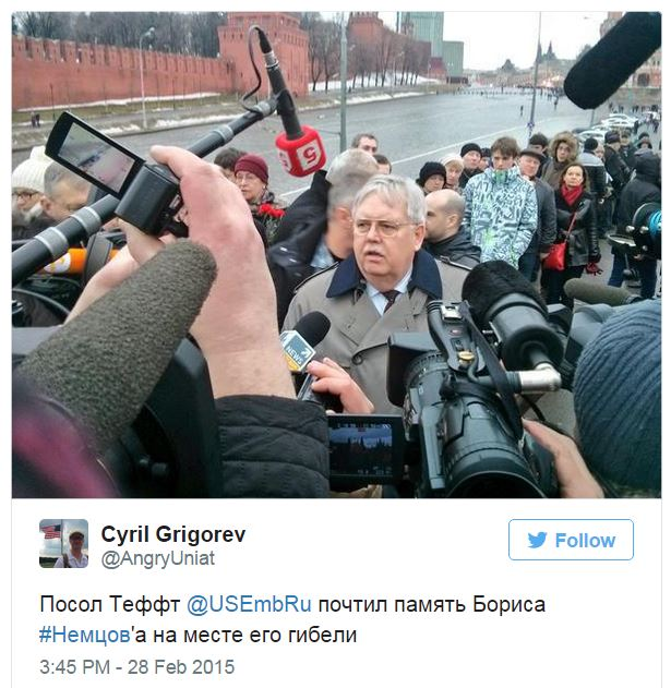 Посольство США спростовує російську пропаганду фотожабами