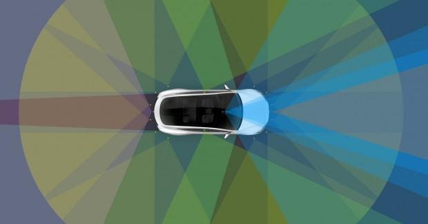 Відтепер Tesla випускатиме усі електрокари з системою повного автопілота