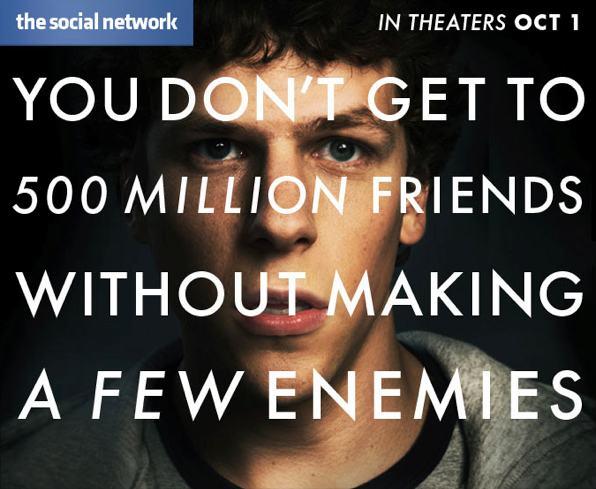 Дайджест: 8 Оскарів для Соціальної мережі, Папа римський і соціальні мережі, карта контактів від LinkedIn