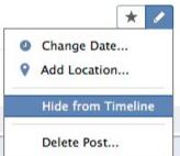 timeline privacy2