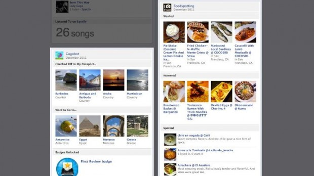 Open Graph: Тепер ви можете run, listen, dance, drink у Facebook Timeline