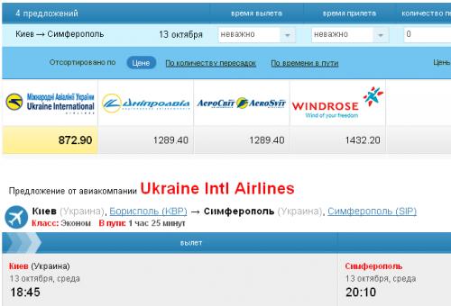 Tickets.ua почав продавати авіаквитки