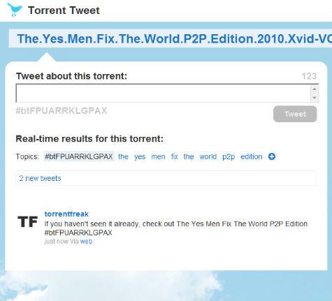 Торренти стають соціальними: BitTorrent анонсував додаток для Твітера