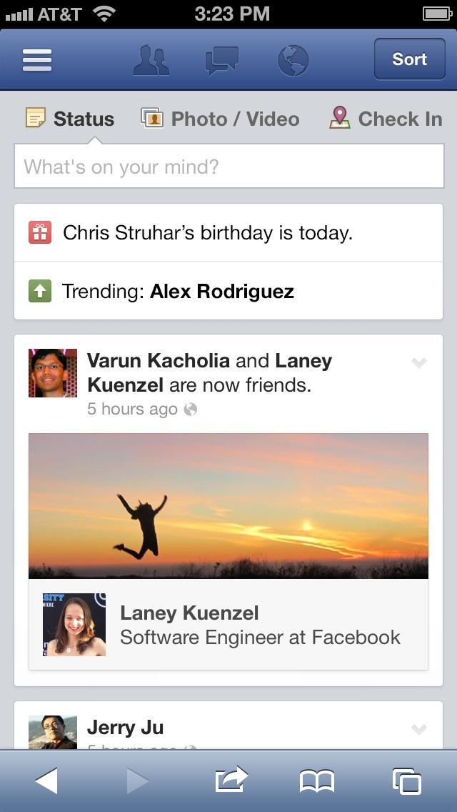 Facebook запустив сервіс відстежування популярних тем