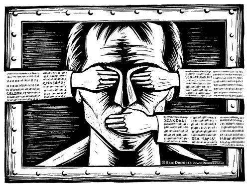 Уряд пропонує закривати сайти за заявою будь якої людини
