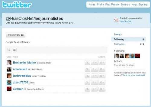 Пятьох журналістів закриють наодинці із соціальними мережами