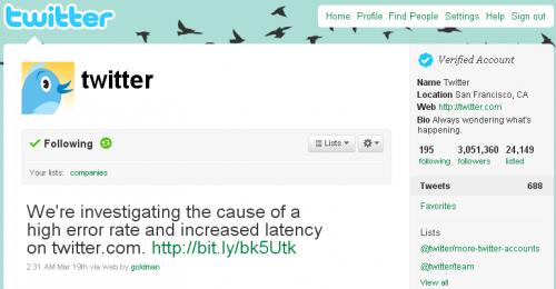 Twitter запускає нову функцію для веб інтерфейсу