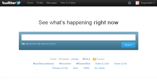 Twitter запустив оновлений пошук