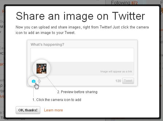 Дайджест: Twitter запустив фотосервіс, соціалка Amazon, британські мародери на Google Maps