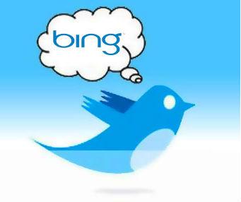 Twitter і Bing посилили співпрацю