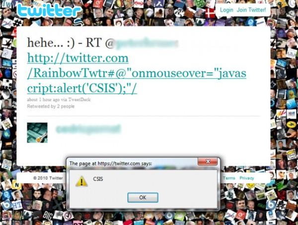 Хакери атакували Twitter підробними посиланнями (оновлено)
