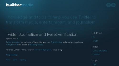 Twitter допоможе журналістам освоювати нові інструменти