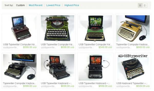 Клавіатура для любителів old school
