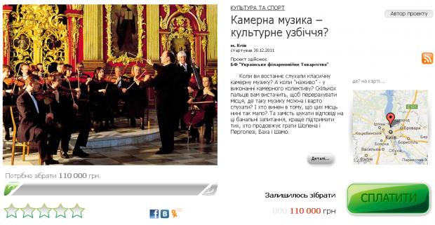 Віктор Пінчук запустив благодійний онлайн проект