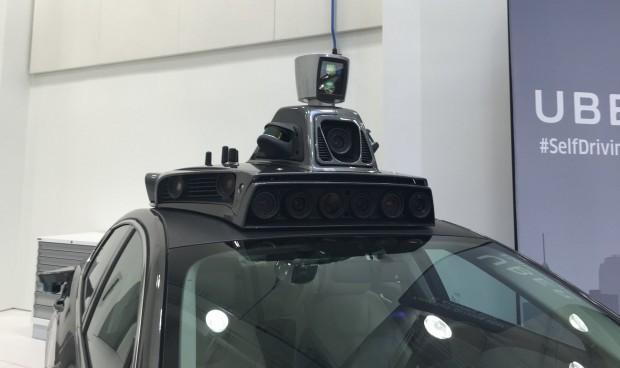Google звинуватив Uber в крадіжці розробки лазерного датчика для безпілотного авто