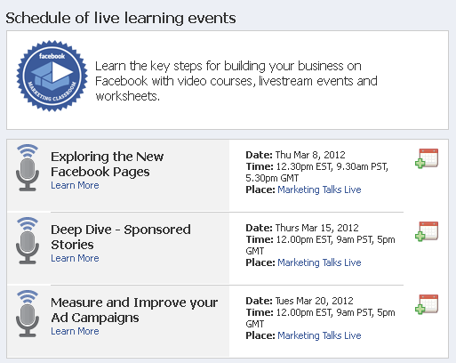 Facebook запустив навчальний центр з маркетингу