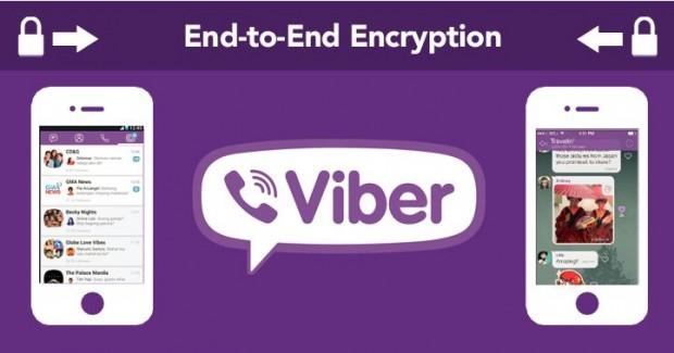 У Viber нарешті запускається end to end шифрування та інші опції для безпеки листування користувачів