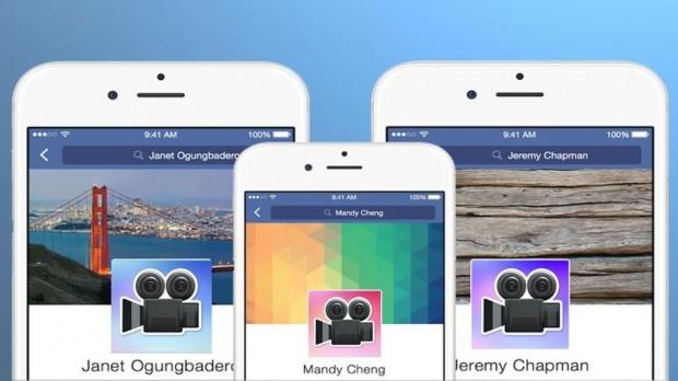 Facebook дозволив робити відео аватарки