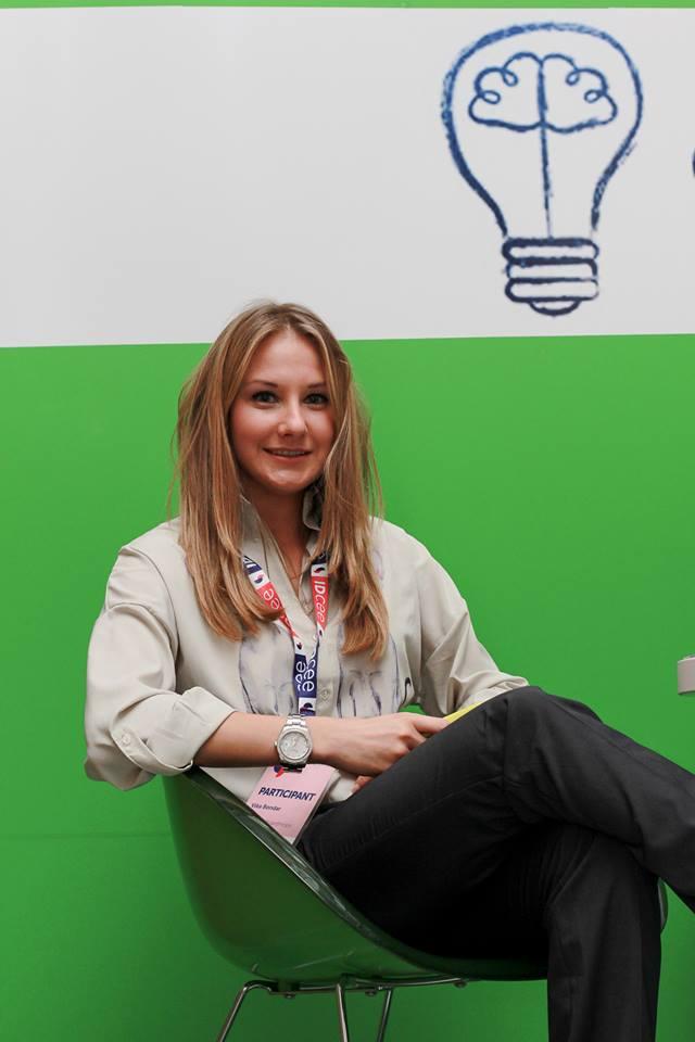 Вікторія Бондар: Благодійність в один клік