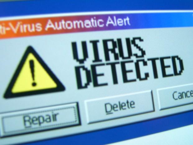 Мінздох попередило, що розсилає віруси, але до цього не має жодного відношення