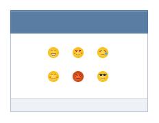 Вконтакте оголосив тендер на смайлики