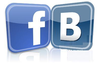 ВКонтакте значно випереджає Facebook та Одноклассники за переходами на сторонні сайти