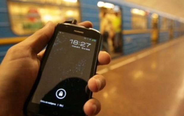 Vodafone запустив мобільний інтернет ще на кількох станціях столичного метро