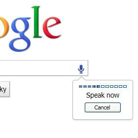 Google запустив голосовий пошук для декстопів